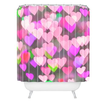 Lisa Argyropoulos Sea Of Love Shower Curtain