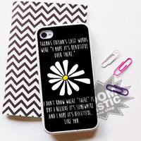 John Green Looking For Alaska Quote - for case iPhone 4/4s/5/5c/5s-Samsung Galaxy S2 i9100/S3/S4/Note 3-iPod 2/4/5-Htc one-Htc One X-BB Z10