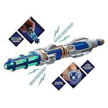 Doctor Who 12th Doctor's 2nd Sonic Screwdriver