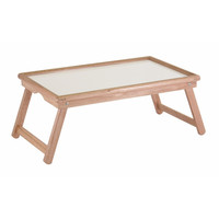 Notched Handle Breakfast in Bed Tray by Winsome