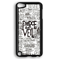 Pierce The Veil Song Lyric iPod Touch 5 Case