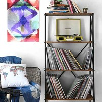 Short Bookcase- Brown One