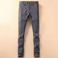Giorgio Armani  Fashion Casual Loose  Pants Trousers