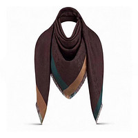 Louis Vuitton LV Women Fashion Wool Warm Scarf Scarves