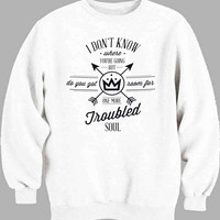 Fall Out Boy Lyric Sweater for Mens Sweater and Womens Sweater ***