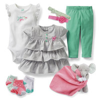 9-Piece Spring Into Pink Gift Bundle