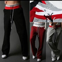Men Men's Fashion Pants Casual Sportswear [10809528579]