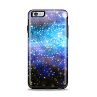 The Glowing Space Texture Apple iPhone 6 Plus Otterbox Symmetry Case Skin Set