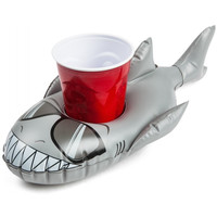 Super Chill Shark Beverage Boats 2-Pack