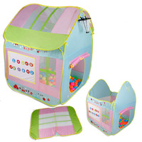 Hot sale New Arrive Quality Kids Play Tent Play Game House Indoor Outdoor Toy Tent Children Baby Beach Tent