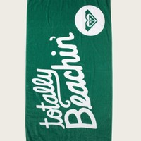 La Playa Beach Towel - Roxy