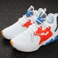 HCXX 19Aug 527 Nike React Presto Breezy Thursday AV2605-100 Sneakers Casual Jogging Shoes