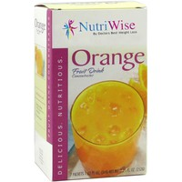 NutriWise - Orange High Protein Liquid Concentrate Drink