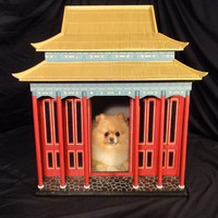 Indoor Dog House - The Imperial Palace by Simba's Castles