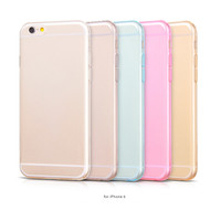 iPhone 6 Case, ROKE® Ultra Slim iPhone 6 Case 0.3mm Clear Soft TPU Silicone Back Cover iPhone 6 Case 4.7 Inch Screen Crystal Clear
