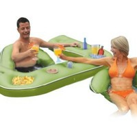 New Wave Floating Bar With 1 Chair