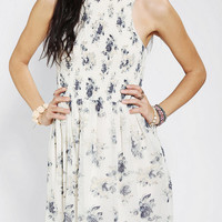 Urban Outfitters - Kimchi Blue Smocked-Top Prairie Dress