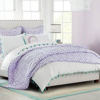 Diamond Pop Comforter + Sham