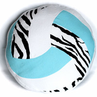Volleyball Pillow, Travel Size,