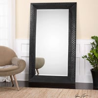 Scarlino Rust Black Wall Mirror