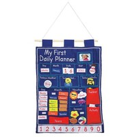 Wall Hanging Daily Planner for Kids