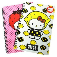 """Hello Kitty Scented Notebook 6.25x9.25"""""""