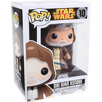 Funko Star Wars Obi Wan Kenobi Vinyl Bobble-Head