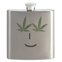 Pot Head Emote Flask> The Pot Head Emote> 420 Gear Stop