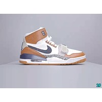 Nike Air Jordan Legacy 312 Popular Men High Top Sport Running Sneakers Basketball Shoes 2#