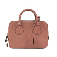 Bally Dusty Rose Leather Purse