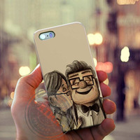 Carl and Ellie Case for Iphone 4, 4s, Iphone 5, 5s, Iphone 5c, Samsung Galaxy S3, S4, S5, Samsung Galaxy Note 2, Note 3.