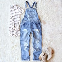 Easy May Overalls