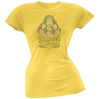 Wonder Woman - At Large Juniors T-Shirt