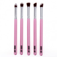 New 5PCS Makeup Cosmetic Tool Eyeshadow Foundation Makeup Brush Set