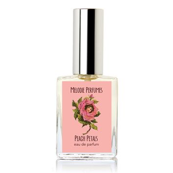 Peach Petals ™ perfume spray. Ripe Peach