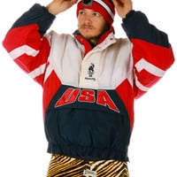 The 96 Olympic Games from the Heavens Ski Jacket