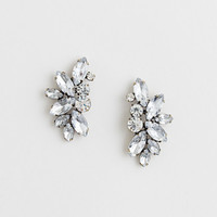 Factory crystal wing earrings - Jewelry - FactoryWomen's New Arrivals - J.Crew Factory