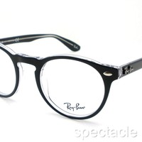 Ray Ban RB 5283 2034 47 Black Crystal Authentic Frames