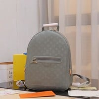 Kuyou Lv Louis Vuitton Fashion Women Men Gb2964 M43882 Backpack 30x42x13cm