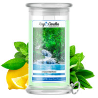 Amazon Rainforest Ring Candle