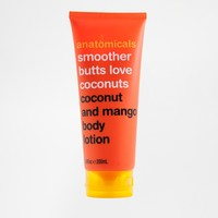 Anatomicals Smoother Butts Love Coconut- Body Lotion 200ml at asos.com