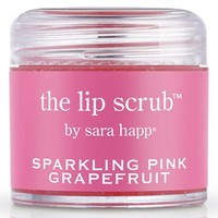 sara happ 'The Lip Scrub - Sparkling Pink Grapefruit' Lip Exfoliator, 1 oz