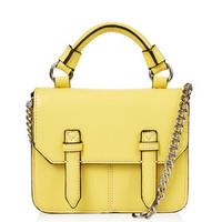 Mini Satchel - Yellow