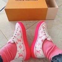 Louis Vuitton LV New travel casual shoes