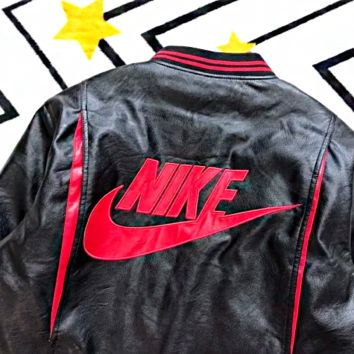 Nike destroyer diablo wind cotton jacket cotton clothing trend fashion versatile men's casual warm jacket jacket