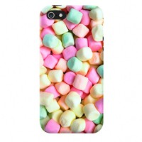 marshmallows iPhone case