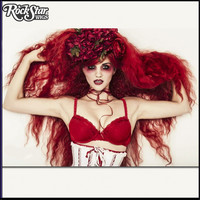 RockStar Wigs®  Prima Donna™ Collection - Opera Red -00215