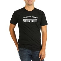 Wooden Ruler Survivor T-Shirt