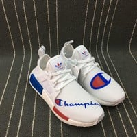 Best Deal Online Adidas Champion Boost NMD XR1 PK W Women Men Running Shoes BA7768