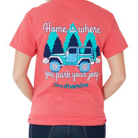 Home is Where You Park Your Jeep